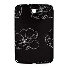 Rose Wild Seamless Pattern Flower Samsung Galaxy Note 8 0 N5100 Hardshell Case  by Nexatart