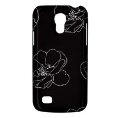 Rose Wild Seamless Pattern Flower Galaxy S4 Mini