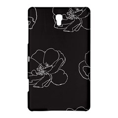 Rose Wild Seamless Pattern Flower Samsung Galaxy Tab S (8 4 ) Hardshell Case