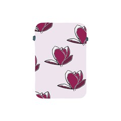 Magnolia Seamless Pattern Flower Apple Ipad Mini Protective Soft Cases by Nexatart