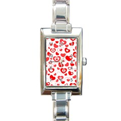 Cards Ornament Design Element Gala Rectangle Italian Charm Watch