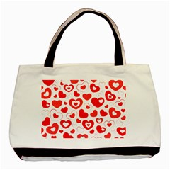 Cards Ornament Design Element Gala Basic Tote Bag (two Sides) by Nexatart