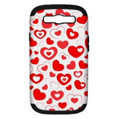 Cards Ornament Design Element Gala Samsung Galaxy S Iii Hardshell Case (pc+silicone) by Nexatart