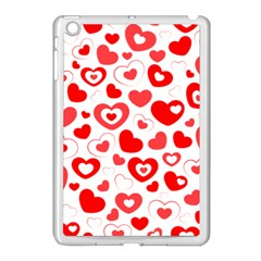 Cards Ornament Design Element Gala Apple Ipad Mini Case (white) by Nexatart