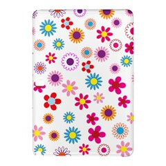 Floral Flowers Background Pattern Samsung Galaxy Tab Pro 10 1 Hardshell Case by Nexatart