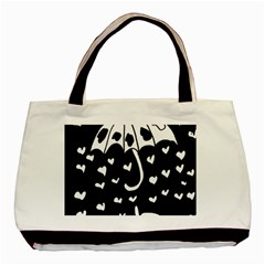 Mandala Calming Coloring Page Basic Tote Bag (two Sides) by Nexatart