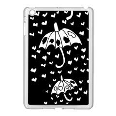 Mandala Calming Coloring Page Apple Ipad Mini Case (white)