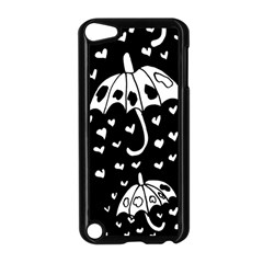 Mandala Calming Coloring Page Apple Ipod Touch 5 Case (black) by Nexatart