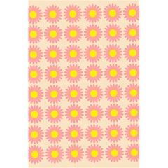 Pattern Flower Background Wallpaper 5 5  X 8 5  Notebooks by Nexatart