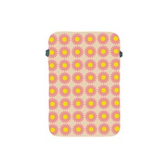 Pattern Flower Background Wallpaper Apple Ipad Mini Protective Soft Cases by Nexatart