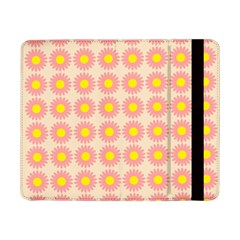 Pattern Flower Background Wallpaper Samsung Galaxy Tab Pro 8 4  Flip Case