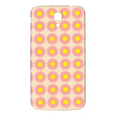 Pattern Flower Background Wallpaper Samsung Galaxy Mega I9200 Hardshell Back Case