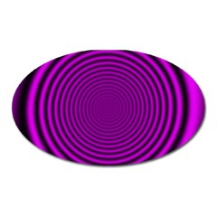Background Coloring Circle Colors Oval Magnet