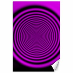 Background Coloring Circle Colors Canvas 24  X 36