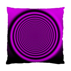 Background Coloring Circle Colors Standard Cushion Case (two Sides) by Nexatart