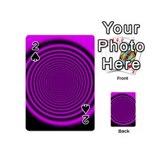 Background Coloring Circle Colors Playing Cards 54 (mini)