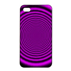 Background Coloring Circle Colors Apple Iphone 4/4s Seamless Case (black) by Nexatart