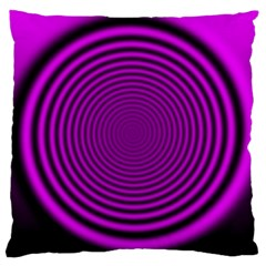 Background Coloring Circle Colors Large Cushion Case (two Sides)