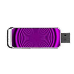 Background Coloring Circle Colors Portable Usb Flash (one Side) by Nexatart