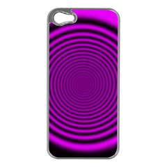 Background Coloring Circle Colors Apple Iphone 5 Case (silver) by Nexatart