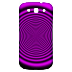 Background Coloring Circle Colors Samsung Galaxy S3 S Iii Classic Hardshell Back Case by Nexatart