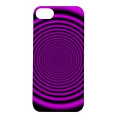 Background Coloring Circle Colors Apple Iphone 5s/ Se Hardshell Case by Nexatart