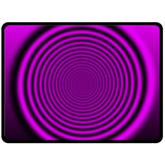 Background Coloring Circle Colors Double Sided Fleece Blanket (large)  by Nexatart