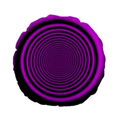 Background Coloring Circle Colors Standard 15  Premium Flano Round Cushions by Nexatart