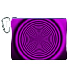 Background Coloring Circle Colors Canvas Cosmetic Bag (xl) by Nexatart