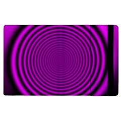 Background Coloring Circle Colors Apple Ipad Pro 12 9   Flip Case by Nexatart