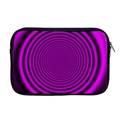 Background Coloring Circle Colors Apple Macbook Pro 17  Zipper Case by Nexatart