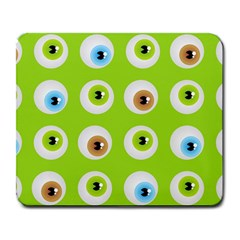 Eyes Background Structure Endless Large Mousepads