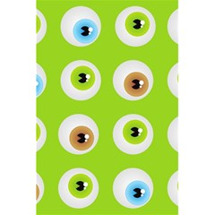 Eyes Background Structure Endless 5 5  X 8 5  Notebooks by Nexatart