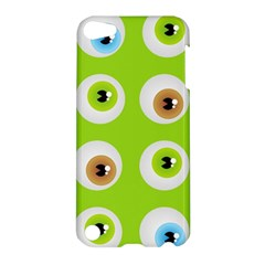 Eyes Background Structure Endless Apple Ipod Touch 5 Hardshell Case by Nexatart