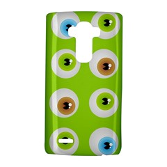Eyes Background Structure Endless Lg G4 Hardshell Case by Nexatart