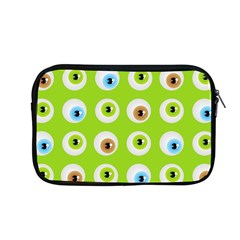 Eyes Background Structure Endless Apple Macbook Pro 13  Zipper Case