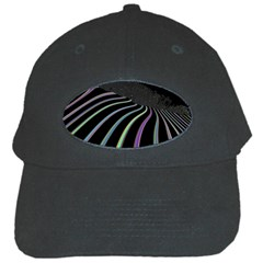 Graphic Design Graphic Design Black Cap by Nexatart