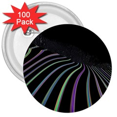 Graphic Design Graphic Design 3  Buttons (100 Pack)