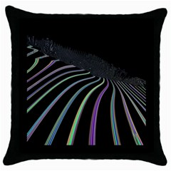 Graphic Design Graphic Design Throw Pillow Case (black)