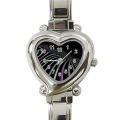 Graphic Design Graphic Design Heart Italian Charm Watch