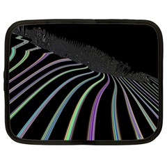 Graphic Design Graphic Design Netbook Case (large) by Nexatart