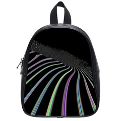 Graphic Design Graphic Design School Bags (small)  by Nexatart