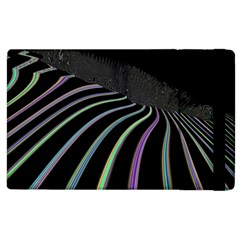 Graphic Design Graphic Design Apple Ipad 2 Flip Case by Nexatart