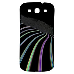 Graphic Design Graphic Design Samsung Galaxy S3 S Iii Classic Hardshell Back Case by Nexatart