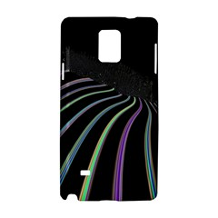 Graphic Design Graphic Design Samsung Galaxy Note 4 Hardshell Case by Nexatart