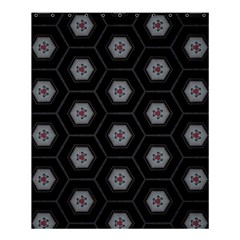 Mandala Calming Coloring Page Shower Curtain 60  X 72  (medium)  by Nexatart