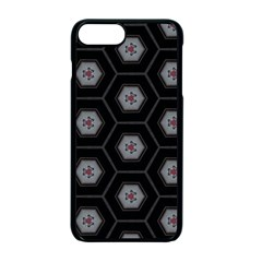 Mandala Calming Coloring Page Apple Iphone 7 Plus Seamless Case (black)