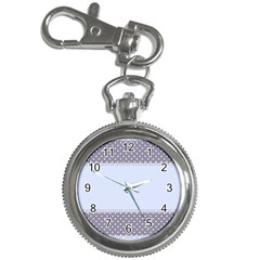 Blue Modern Key Chain Watches by Nexatart