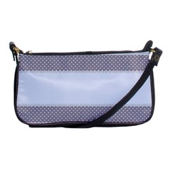 Blue Modern Shoulder Clutch Bags by Nexatart