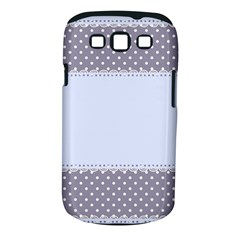Blue Modern Samsung Galaxy S Iii Classic Hardshell Case (pc+silicone) by Nexatart
